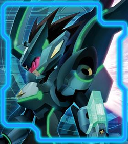 Ryuusei no Rockman 3 Black Ace