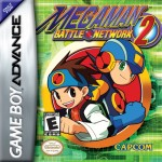 Mega Man Battle Network 2 boxart (NA)