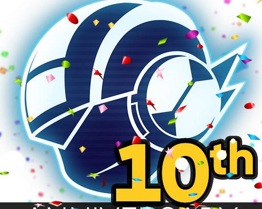 TREZ 10th Anniversary